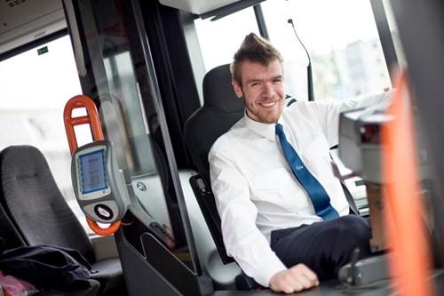 Hvem passer som bussjåfør? Bussjåføryrket er fleksibelt og
